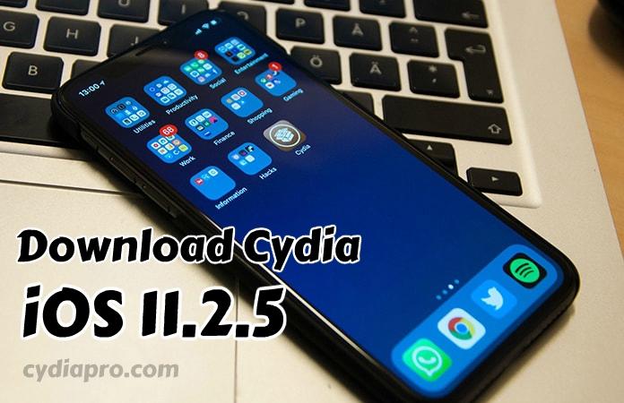 cydia iOS 11.2.5 download