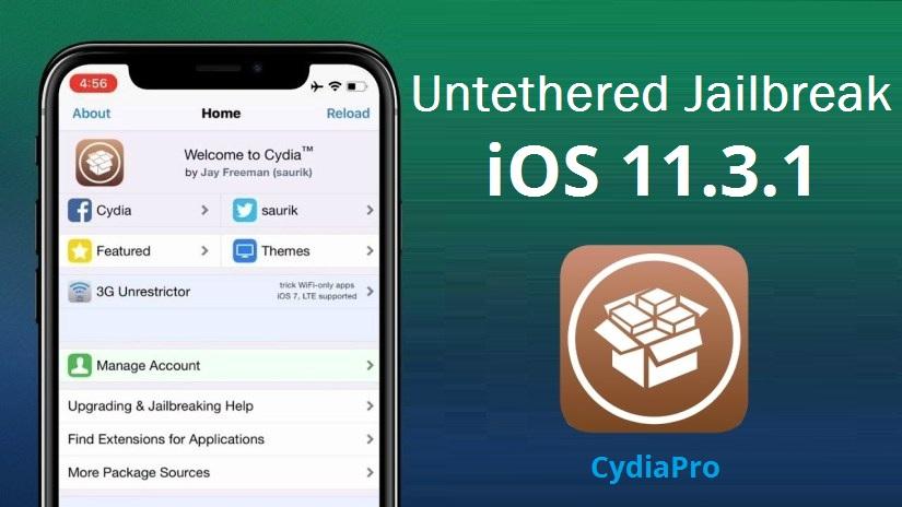 Cydia-iOS-11.3.1