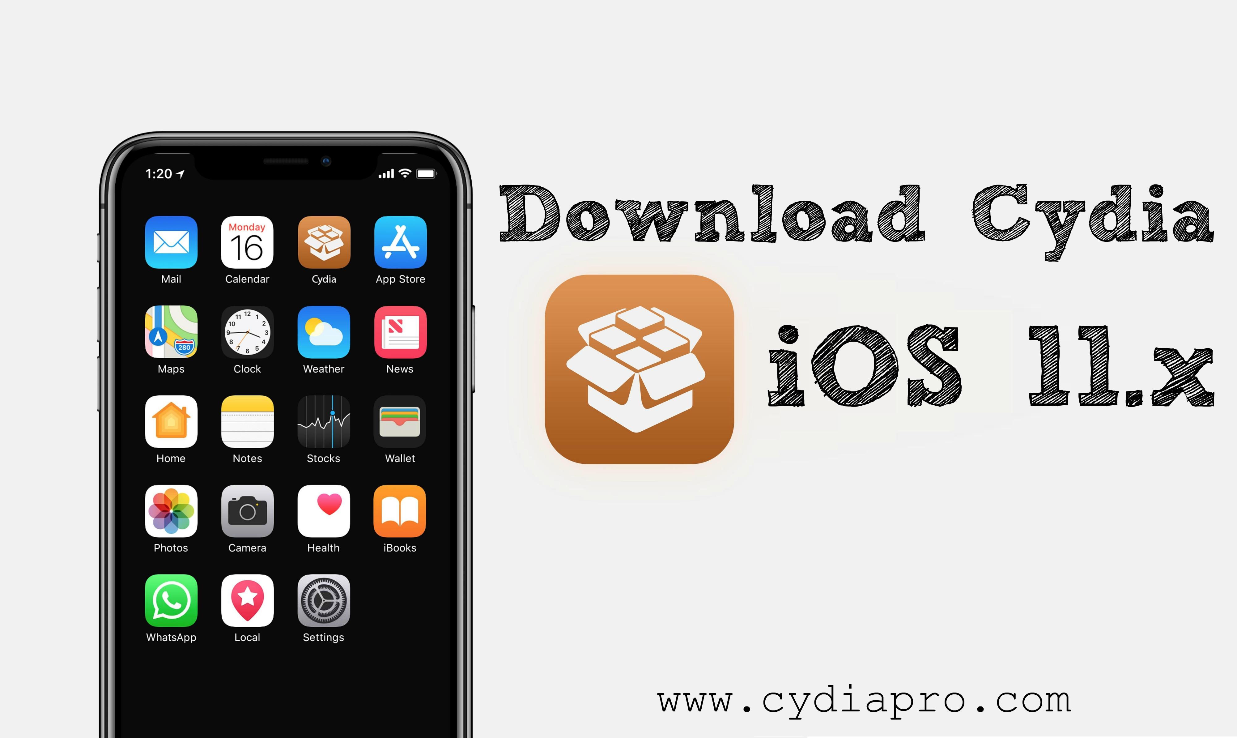 cydia for iOS 11.4