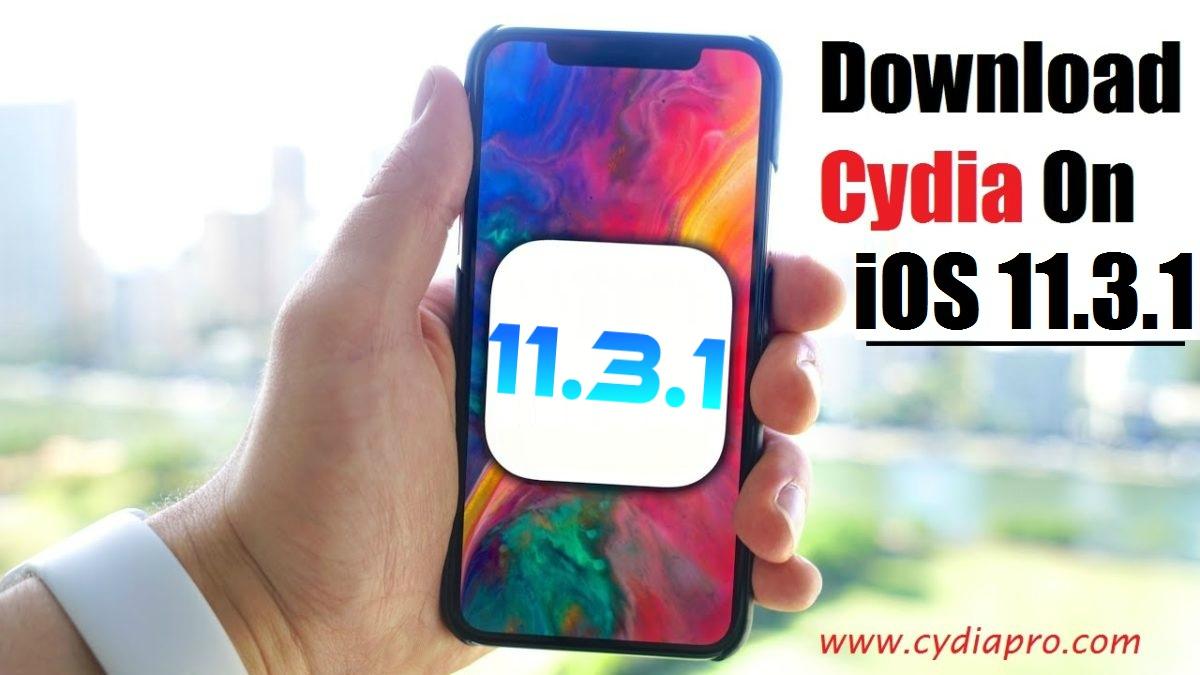 cydia-iOS-11.3.1 download