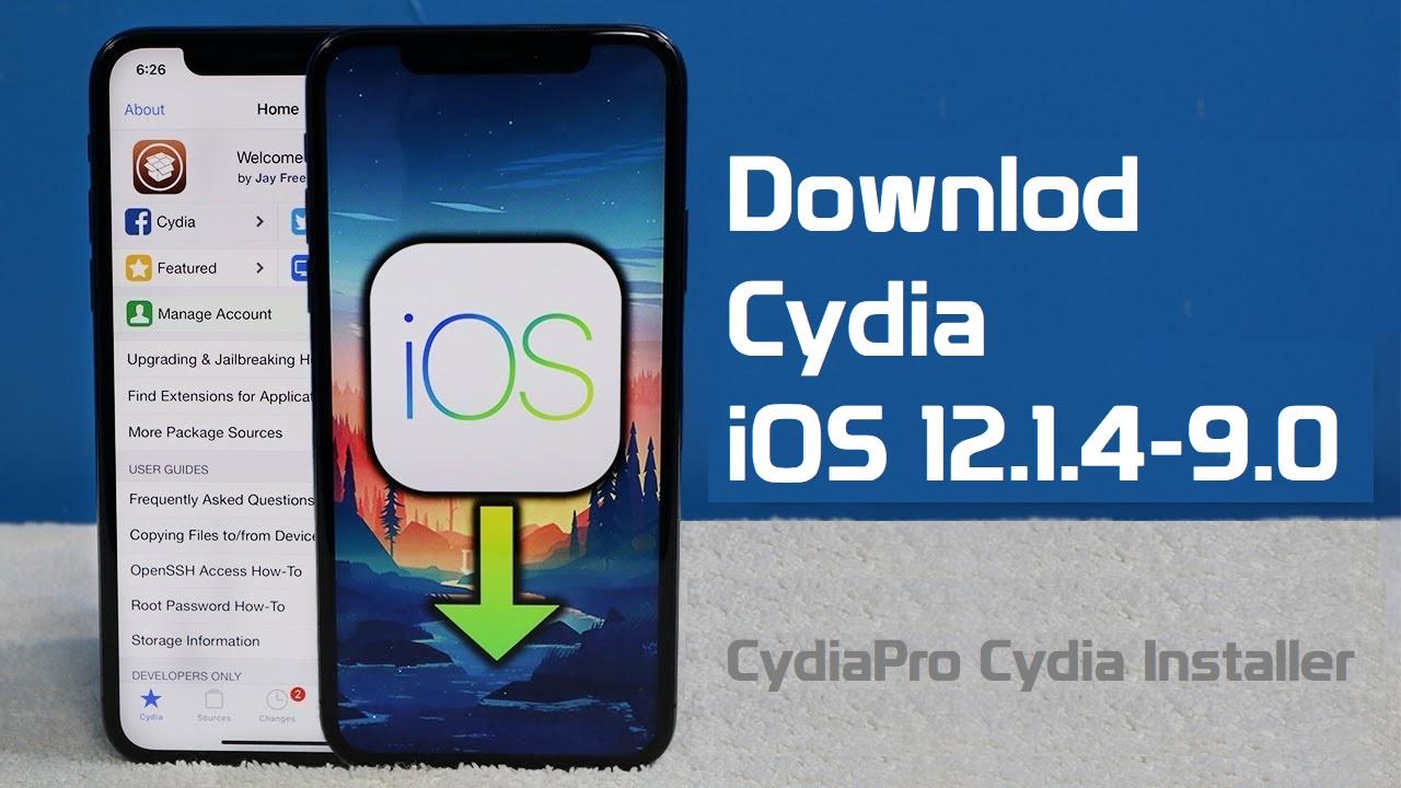 Cydia Download iOS 12.1.4