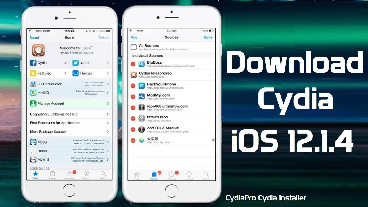 Download Cydia iOS 12.1.4