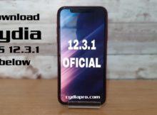 iOS 12.3.1 Cydia Installer