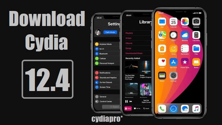 Cydia Download iOS 12.4
