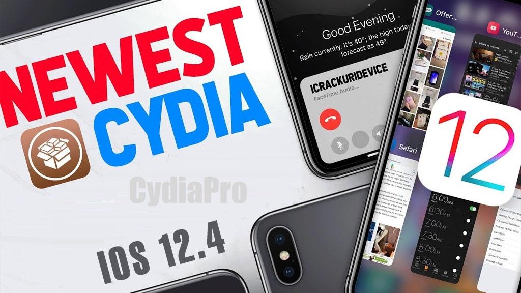 Cydia iOS 12.4 and below