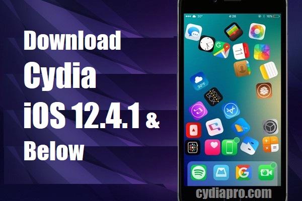 Download Cydia iOS 12.4.1