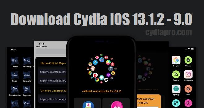 Download Cydia iOS 13.1.2