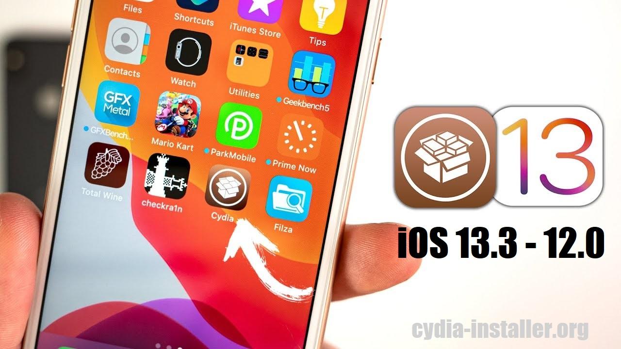 Jailbreak for iOS 13.3