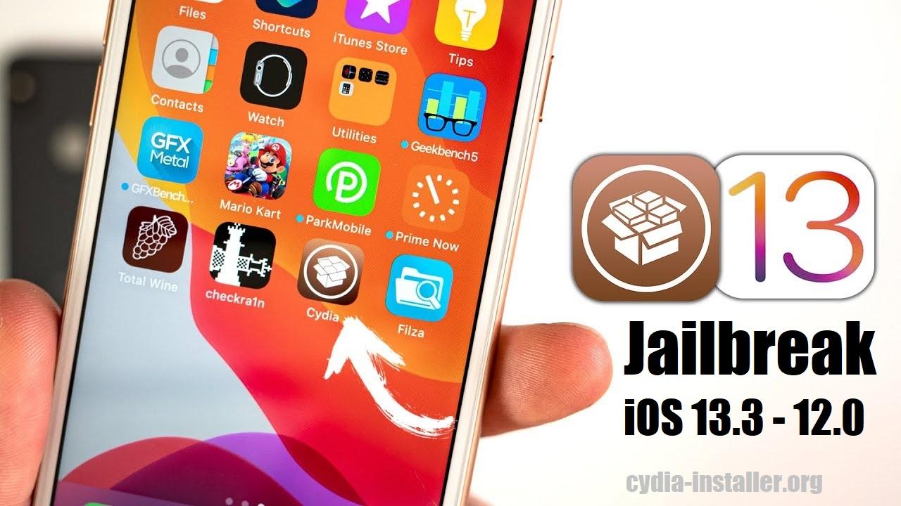 Semi Jailbreak iOS 13.3-12.0