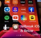 Cydia iOS 13.3.1
