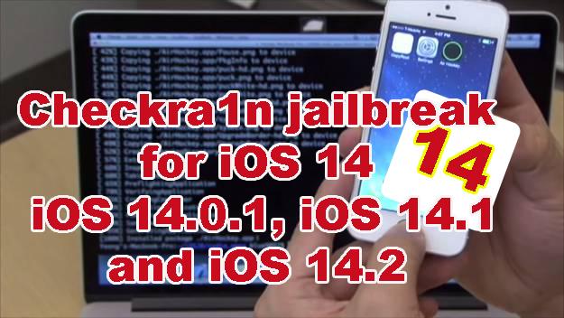 iOS 14.1 Jailbreak